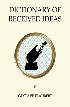 Dictionary of received ideas